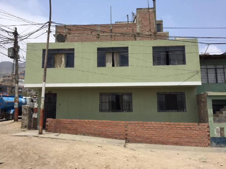 Casa de Dos Pisos Urb Santa Elizabeth