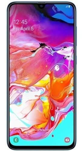 Celular Samsung Galaxy A70 Dual Sim 128gb/6gb Ram Nuevo!!!