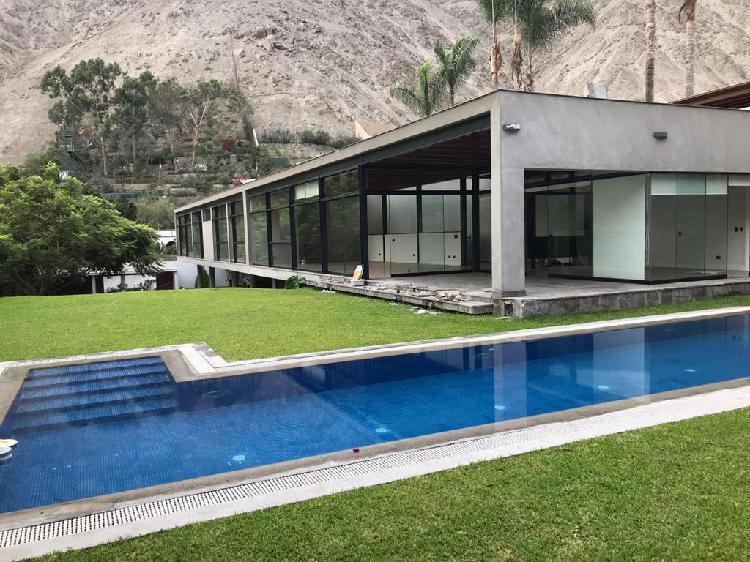 Hermosa Casa La Planicie 5 Dorm C/baño, Piscina Temperada,