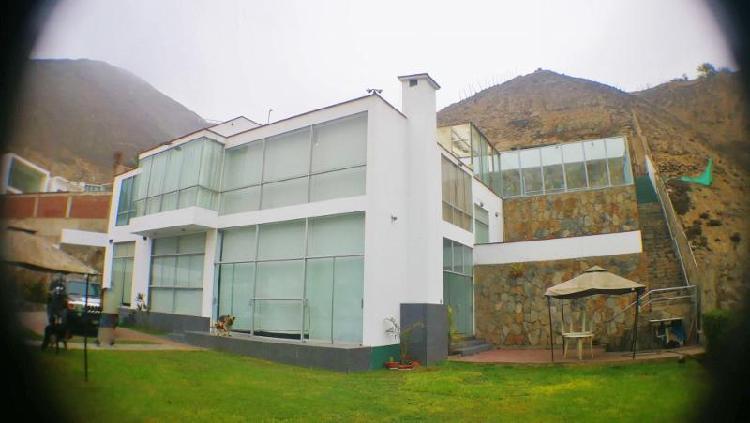 Hermosa Casa en La Planicie, La Molina 5000 m²