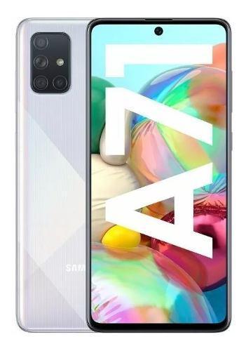 Samsung Galaxy A71 128gb 6gb L/fáb 4500mah 64mp Dual Blanco