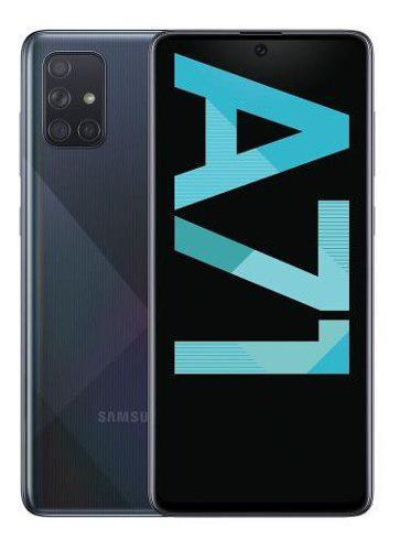 Samsung Galaxy A71 6gb Ram 128gb Cuadrupe Camara Selfie 32mp