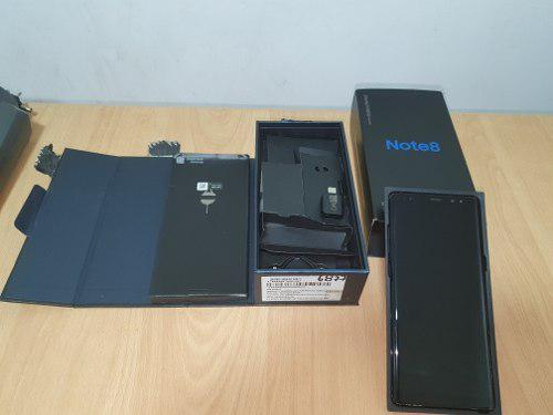 Samsung Galaxy Note 8 Negro Casi Nuevo