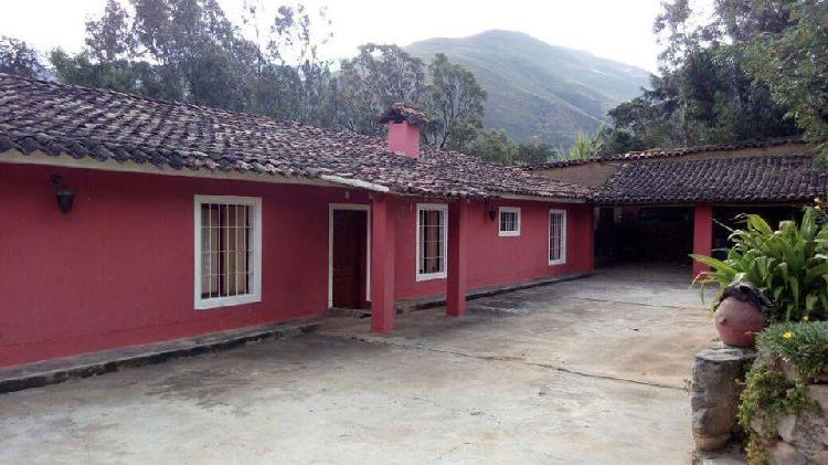 Venta de Casa de Campo en Las Pampas - Huanuco