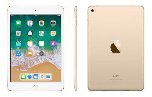 Apple iPad Mini 4 128gb Wifi Space Gold Mk9q2cl/a Nuevo