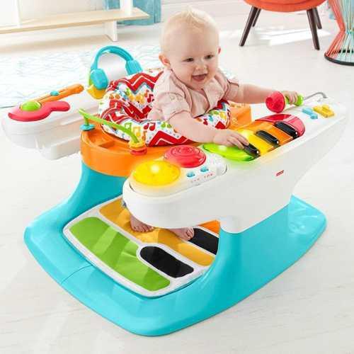 Fisher-price Piano 4 En 1 Step 'n Play Bebe.niño