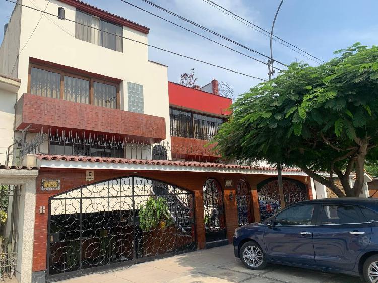 Linda Casa Cerca a Municipalidad de San Borja