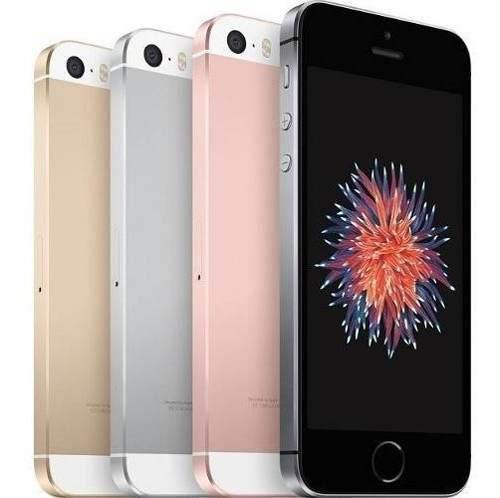 iPhone Se 32gb Negro Nuevo En Caja Original +garantia..!