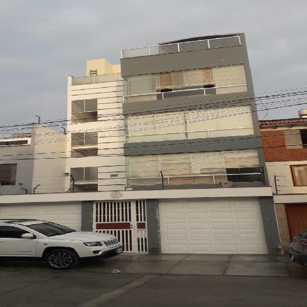 Alquiler de Dúplex en Pueblo Libre, 174 m², 6 Dorm.,