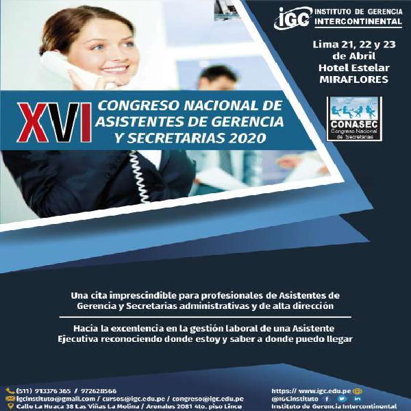 Cursos de capacitación en gestión pública en Lima