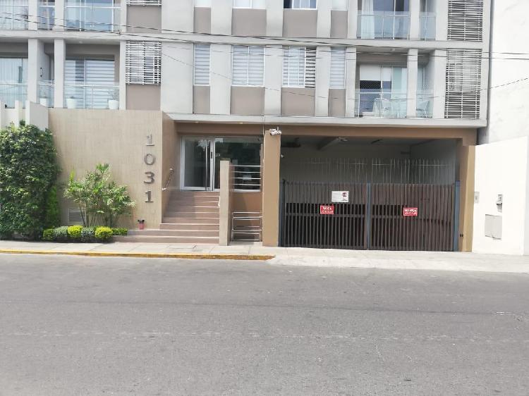 Departamento Alquiler 3 Dorm. Condominio Velia Jr. Belisario