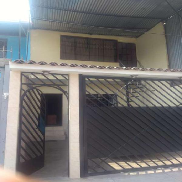Se vende linda casa en Lima
