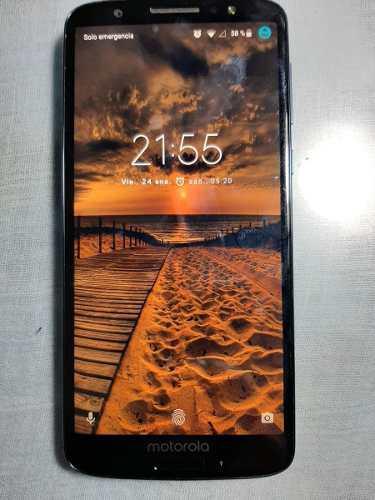 Celular Motorola G6 32 Gb 3 Gb Ram Color Indigo