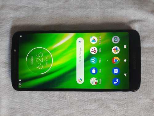 Motorola Moto G6 Play 32gb Con Boleta De Compra