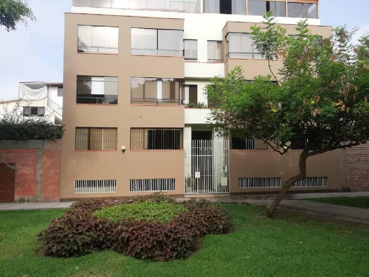 Ofertable Departamento 1er Piso Vista a Parque Cerca Al