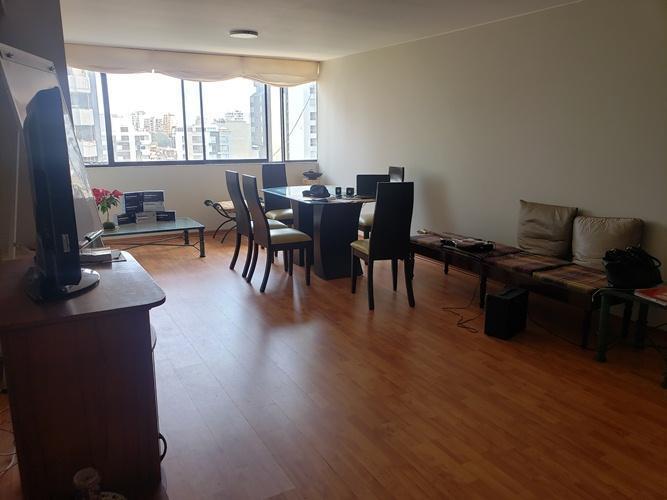 Vendo Departamento 140 m². en Av Pardo – Miraflores