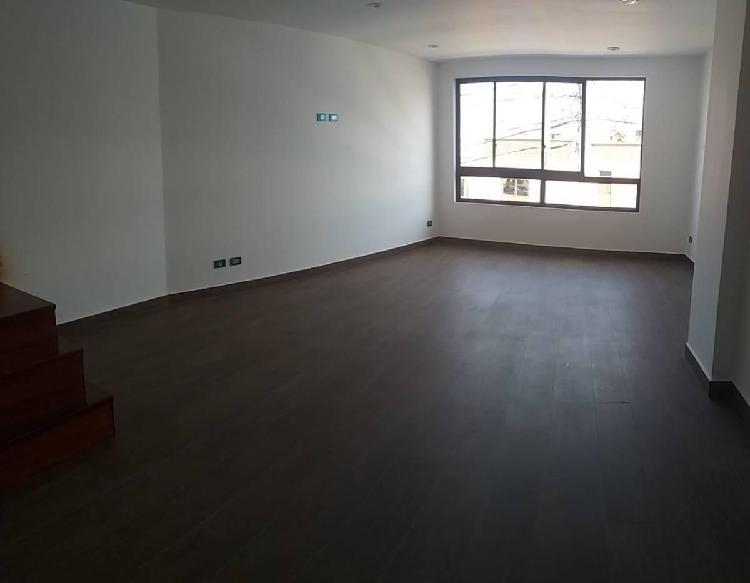 venta de Exclusivo y Moderno Duplex de Estreno con Acabados