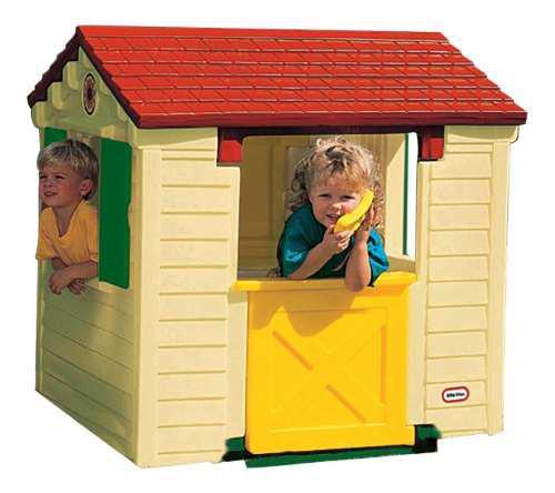 Casa Little Tikes Para Niños My First Playhouse Juego