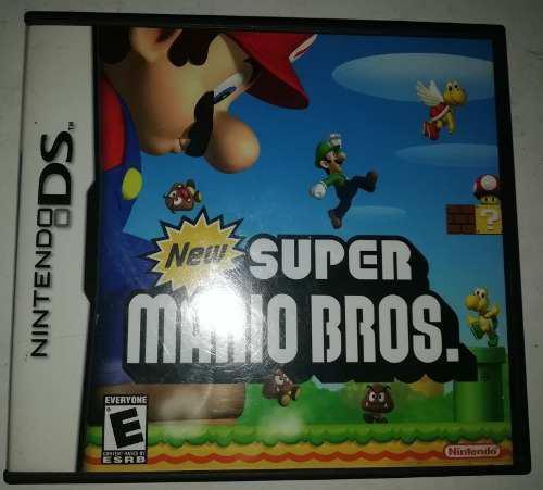 New Super Mario Bros, Nintendo Ds, Compatible Nintendo 3ds