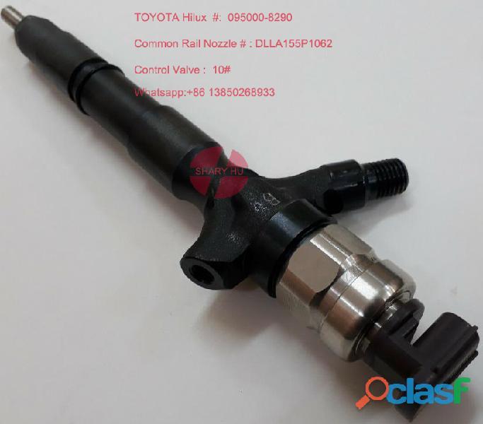 fuel pump vs fuel injector 095000 8290 23670 0L050 toyota