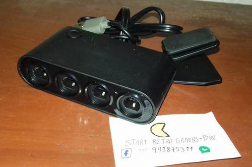 Adaptador Mandos Gamecube Para Pc / Wii U / Nintendo Switch
