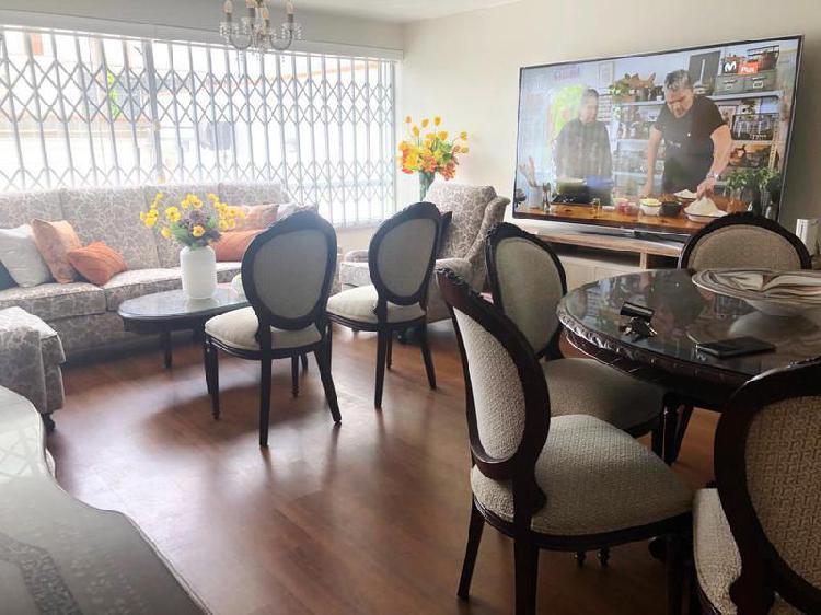 Amoblado 147 m², 3 Dorm, 2 Cocheras $1500, Parroquia Cristo