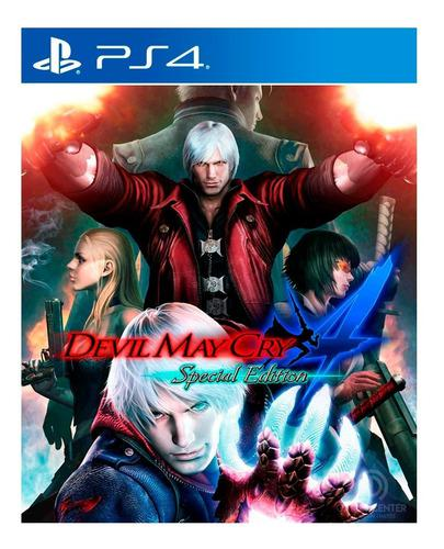 Devil May Cry 4 Special Edition Ps4 Digital Gcp