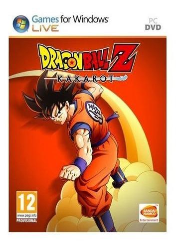 Dragon Ball Z Kakaroto Pc Full Español Latino