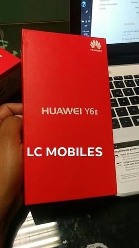 Huawei Y6 Ii Nuevos En Caja Libre, Obsequio T/centro Civico