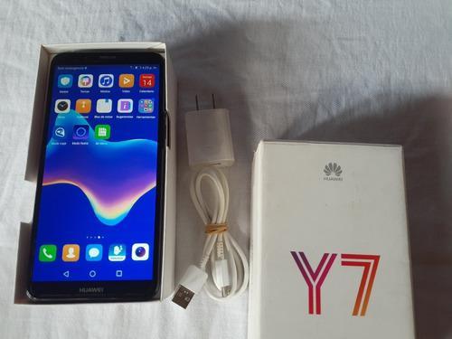 Huawei Y7 2018 Nuevo En Caja Con Boleta De Compra