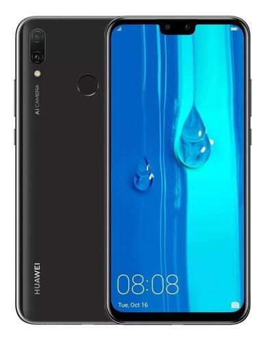Huawei Y9 2019 64gb 3gb Ram Libre De Fabrica Sellado - Negro