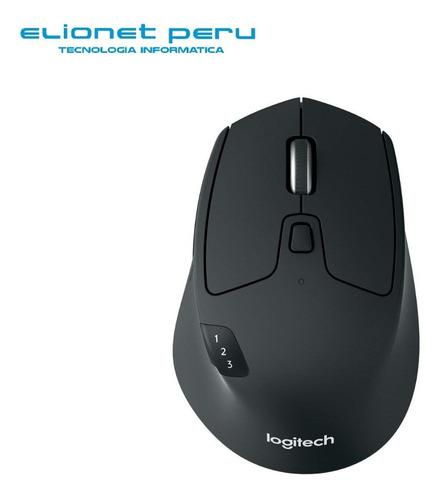 Mouse Logitech M720 Wireless Triathlon Black