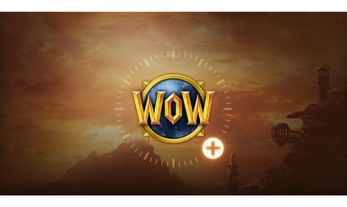 World Of Warcraft Tiempo De Juego 30 Dias Wow Suscripción