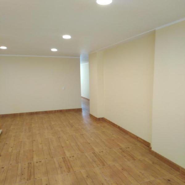 Amplio Departamento en Alquiler 130 m² – San Miguel