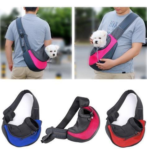 Bolso Transportador Para Perros Y Gatos / Mochila Mascotas