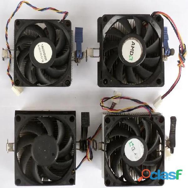 Cooler De Aluminio Para Procesador Amd todos los sockets: