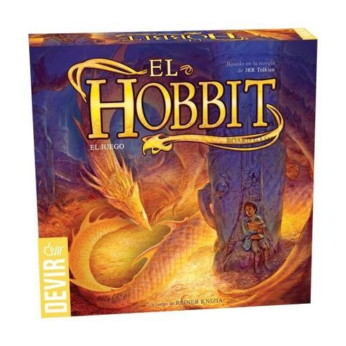 Juego De Mesa El Hobbit Original Nuevo Sellado Español