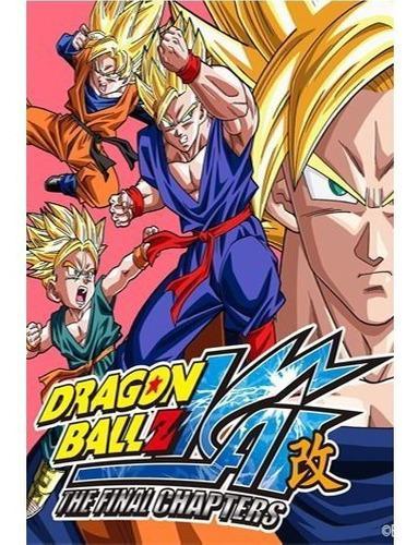Dragon Ball Z Kai: The Final Chapters Serie Completa Hd 1080