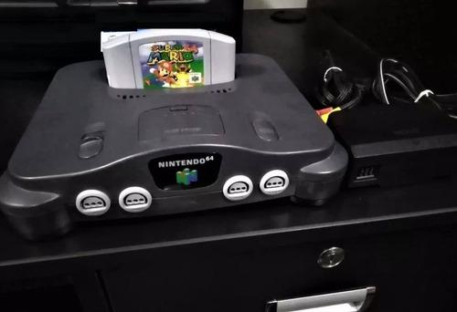 Nintendo 64 Super Mario 64 Americano Original