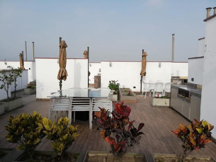 Alq/ Venta de Lindo Duplex con Vista a La Ciudad en Jesus