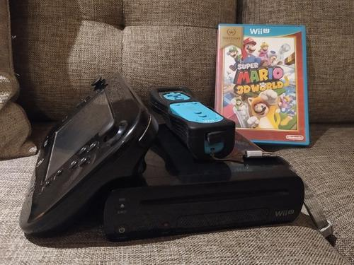 Consola Wii U + Super Mario 3d World Y Wii Motion Control
