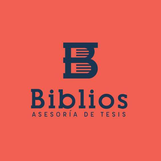 Biblios asesoría de tesis en Chiclayo