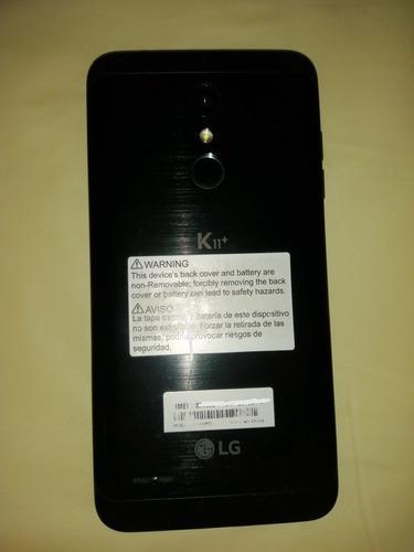 Celular Lg K11+ 32 Gb (como Nuevo)