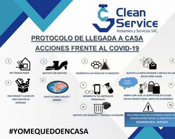Desinfeccion y fumigacion 947162222 en Lima