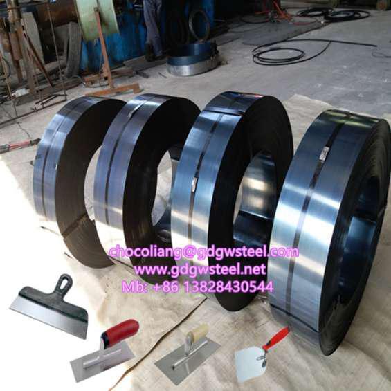 Tira de acero de alto carbono laminado en frío en Bagua