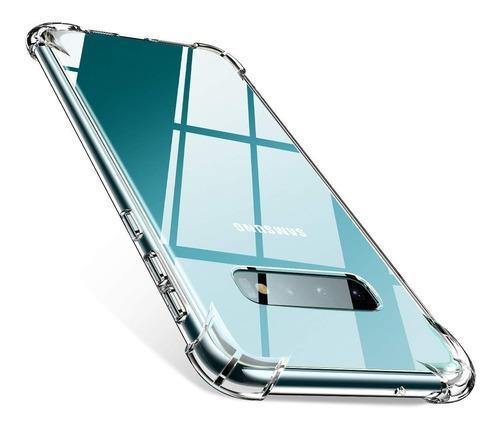 Case Ainope Ultra Thin Crystal Clear Bumper Para Galaxy S10