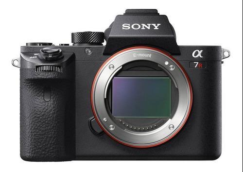 Cámara Sony Alpha A7r Il 42.4 Mp Full Frame 4k Wifi Cuerpo