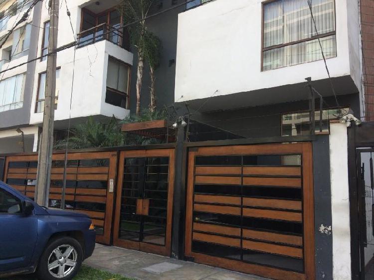 Alquilo Lindo Departamento con Gran Vista en Miraflores