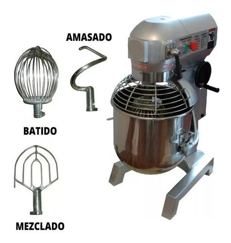Batidora Amasadora Mezcladora 15 Lt. Industrial Henkel