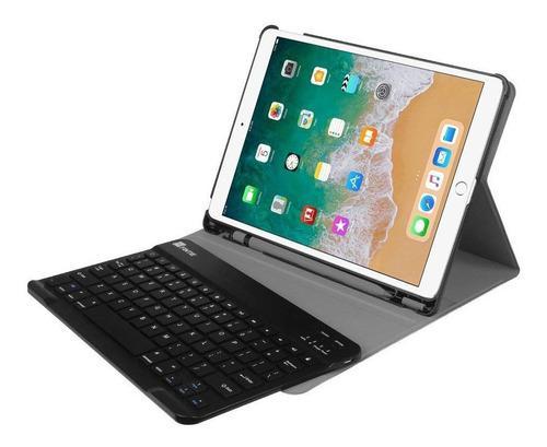 Case iPad Pro / Air 10.5 2019 Estuche Con Teclado Bluetooth